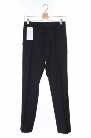 Мъжки панталон Selected Homme, Размер XS, Цвят Син, 55% полиестер, 45% вълна, Цена 18,00лв.