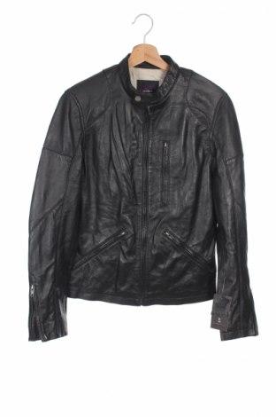 Pánska kožená bunda  Promod
