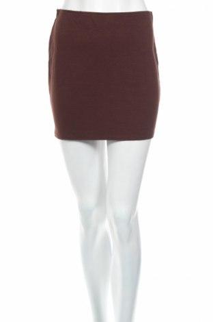 Пола, Размер M, Цвят Кафяв, 35% памук, 65% полиестер, Цена 4,50лв.