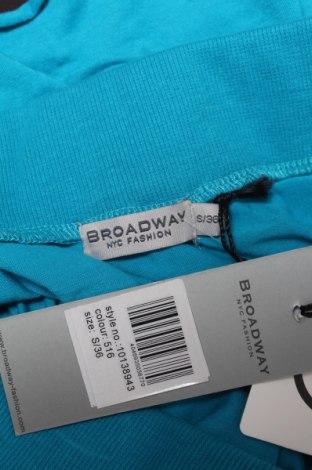 Φούστα Broadway, Μέγεθος S, Χρώμα Μπλέ, 60% πολυεστέρας, 40% βισκόζη, Τιμή 4,18€