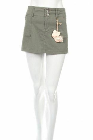 Φούστα Caramella, Μέγεθος M, Χρώμα Πράσινο, Τιμή 7,08€