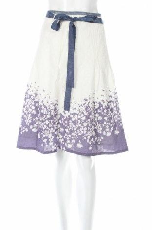 Φούστα Cream, Μέγεθος L, Χρώμα Λευκό, Βαμβάκι, Τιμή 22,73€