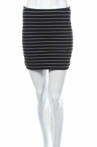 Φούστα H&M, Μέγεθος S, Χρώμα Μαύρο, 95% βαμβάκι, 5% ελαστάνη, Τιμή 4,90€