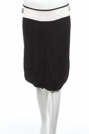 Пола Nicowa, Размер S, Цвят Черен, Вискоза, Цена 7,02лв.