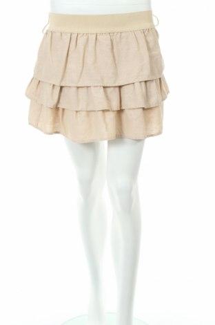 Φούστα Rue 21, Μέγεθος S, Χρώμα  Μπέζ, 100% βαμβάκι, Τιμή 4,70€