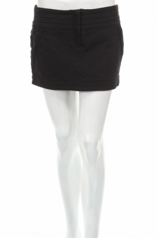 Пола Sportsgirl, Размер M, Цвят Черен, 97% памук, 3% еластан, Цена 7,50лв.