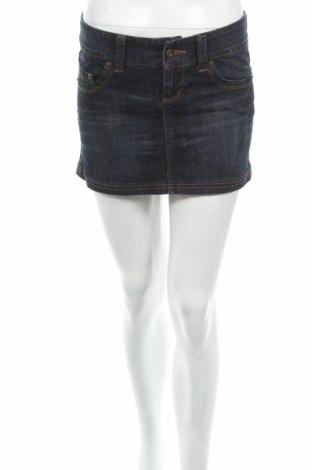 Пола Yes Or No, Размер XS, Цвят Син, 99% памук, 1% еластан, Цена 5,98лв.