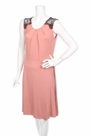 Рокля Anna Field, Размер L, Цвят Розов, 95% вискоза, 5% еластан, Цена 25,84лв.