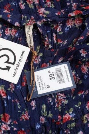 Τουνίκ American Today, Μέγεθος S, Χρώμα Μπλέ, 100% πολυεστέρας, Τιμή 4,10€