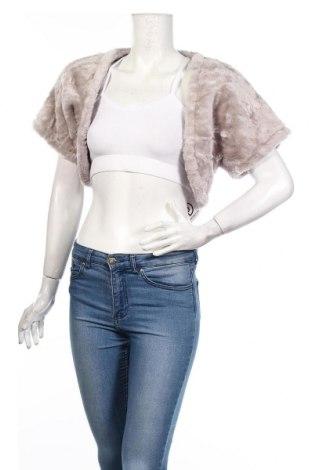 Bolero , Veľkosť M, Farba Sivá, 65% polyester, 35% bavlna, Cena  13,34€