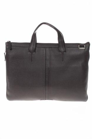 Чанта за лаптоп Piquadro, Цвят Кафяв, Естествена кожа, Цена 221,40лв.