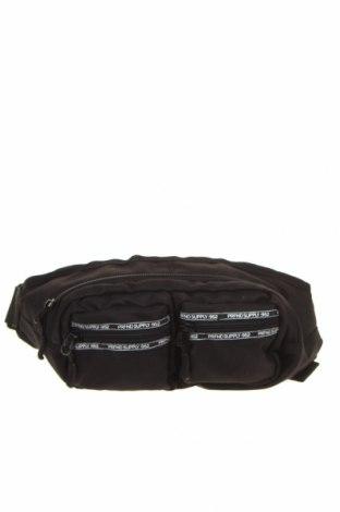 Чанта за кръст Clockhouse, Цвят Черен, Текстил, Цена 32,20лв.