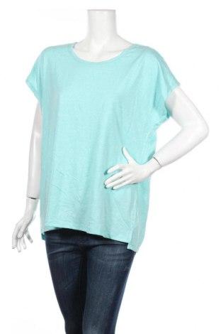 Дамска блуза Active&Co, Размер XL, Цвят Зелен, 60% памук, 40% полиестер, Цена 25,20лв.