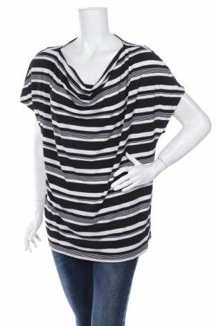 Дамска блуза Alexia, Размер XXL, Цвят Черен, Полиестер, еластан, Цена 4,46лв.