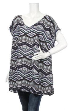 Дамска блуза Alexia, Размер XXL, Цвят Многоцветен, Полиестер, Цена 3,94лв.