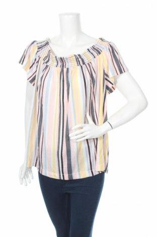 Дамска блуза Alexia, Размер XL, Цвят Многоцветен, 65% полиестер, 35% вискоза, Цена 4,20лв.