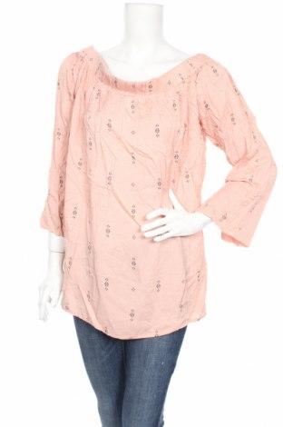 Дамска блуза Alexia, Размер XXL, Цвят Розов, Вискоза, Цена 4,73лв.