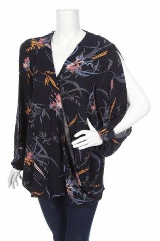 Дамска блуза Alexia, Размер XXL, Цвят Многоцветен, Полиестер, еластан, Цена 3,68лв.