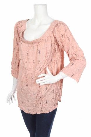 Дамска блуза Alexia, Размер XL, Цвят Розов, Вискоза, Цена 5,78лв.