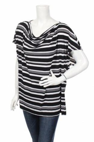 Дамска блуза Alexia, Размер XXL, Цвят Черен, Полиестер, еластан, Цена 7,61лв.
