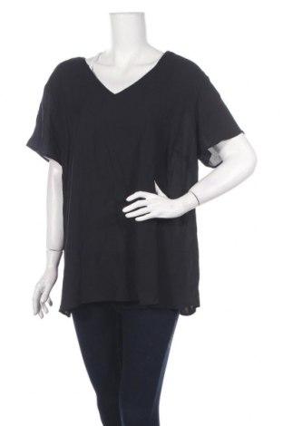 Дамска блуза Alexia, Размер XXL, Цвят Черен, Полиестер, Цена 6,30лв.