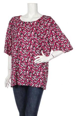 Дамска блуза Alexia, Размер XXL, Цвят Многоцветен, Памук, Цена 8,82лв.