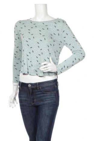 Bluzka damska H&M, Rozmiar S, Kolor Zielony, 100% wiskoza, Cena 45,00zł
