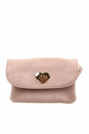Γυναικεία τσάντα Bpc Bonprix Collection, Χρώμα Ρόζ , Δερματίνη, Τιμή 8,04€