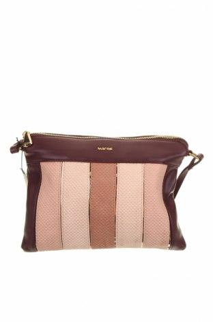 Дамска чанта Parfois, Цвят Червен, Еко кожа, Цена 33,12лв.