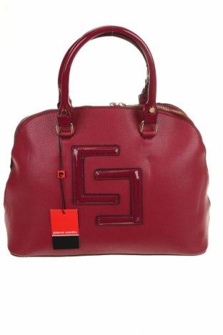Geantă de femei Pierre Cardin, Culoare Roz, Piele ecologică, Preț 292,89 Lei