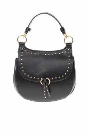 Geantă de femei Zara, Culoare Negru, Piele ecologică, Preț 108,90 Lei