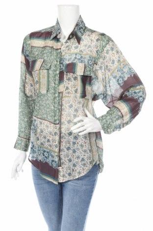Дамска риза Adele Fado, Размер L, Цвят Многоцветен, Цена 18,00лв.