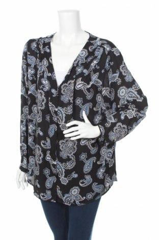 Дамска риза Alexia, Размер XXL, Цвят Многоцветен, Полиестер, Цена 4,73лв.