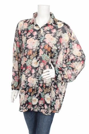 Дамска риза Alice & You, Размер XXL, Цвят Многоцветен, Полиестер, Цена 4,99лв.