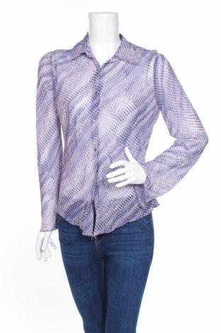 Γυναικείο πουκάμισο Banana Republic, Μέγεθος M, Χρώμα Βιολετί, Μετάξι, Τιμή 30,54€
