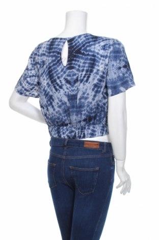 Дамска риза Clockhouse, Размер M, Цвят Син, Вискоза, Цена 18,02лв.