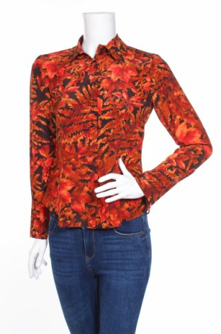 Γυναικείο πουκάμισο Ellen Tracy, Μέγεθος XS, Χρώμα Πολύχρωμο, Μετάξι, Τιμή 21,66€