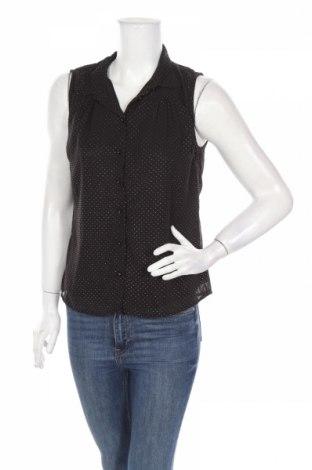 Дамска риза Vero Moda, Размер S, Цвят Черен, Полиестер, Цена 5,75лв.