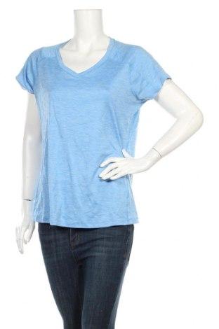 Tricou de femei Columbia, Mărime XL, Culoare Albastru, Preț 78,75 Lei