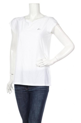 Дамска тениска Only Play, Размер M, Цвят Бял, 96% полиестер, 4% еластан, Цена 36,00лв.