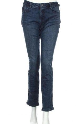 Dámské džíny  Q/S by S.Oliver, Rozměr L, Barva Modrá, 99% bavlna, 1% elastan, Cena  1074,00Kč