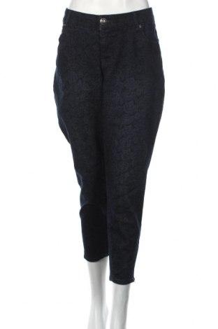 Damskie jeansy Torrid, Rozmiar XXL, Kolor Niebieski, 81% bawełna, 17% poliester, 2% elastyna, Cena 93,00zł