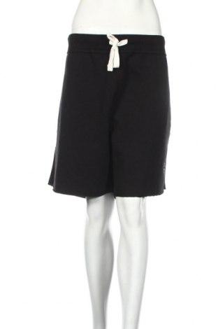 Pantaloni scurți de femei Camberabero, Mărime 3XL, Culoare Negru, 80% bumbac, 20% poliester, Preț 66,32 Lei