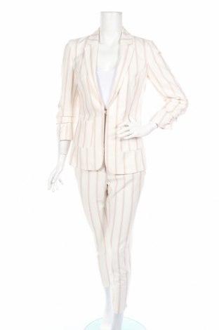 Dámsky kostým Tom Tailor, Veľkosť S, Farba Biela, 44% polyester, 23% viskóza, 3% elastan, 30% ľan, Cena  63,32€