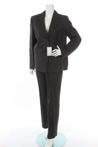 Dámsky kostým Trussardi, Veľkosť L, Farba Sivá, Ľan, Cena  103,45€