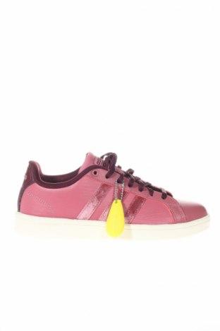 Încălțăminte de damă Adidas, Mărime 38, Culoare Roz, Piele ecologică, piele naturală, Preț 312,71 Lei