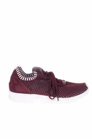 Дамски обувки Adidas Originals, Размер 42, Цвят Лилав, Текстил, естествен велур, Цена 92,80лв.
