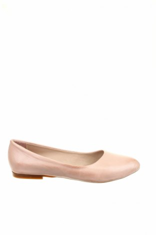 Γυναικεία παπούτσια Andrea Conti, Μέγεθος 39, Χρώμα Ρόζ , Γνήσιο δέρμα, Τιμή 33,57€