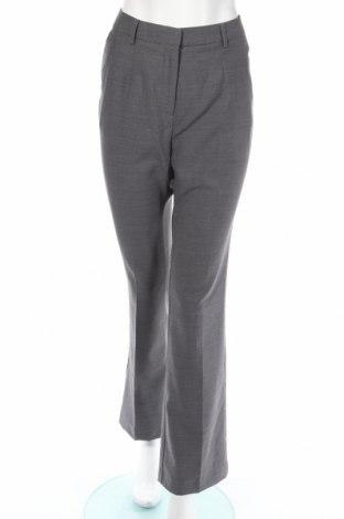 Дамски панталон Amy Vermont, Размер M, Цвят Сив, 50% вълна, 50% полиестер, Цена 7,70лв.