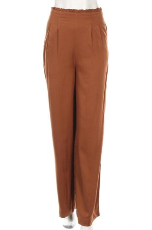 Pantaloni de femei Clockhouse, Mărime XS, Culoare Maro, Viscoză, Preț 84,53 Lei